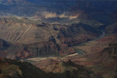 Holly Koffler - Grand Canyon in December