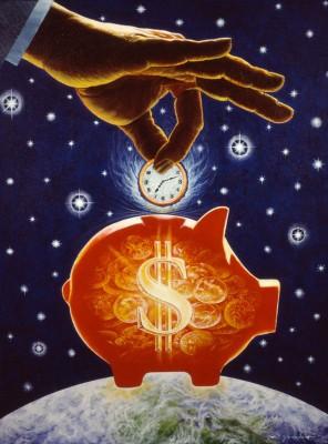 Takeshi Yamada - Time is Money