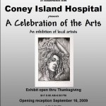 Coney Island Hospital Exhibit Poster