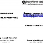 Coney Island Hosptial - Program