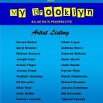 My Brooklyn Artist Listing Dec-2010