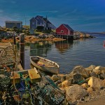 Storoniak - Peggy's Cove, Nova Scotia