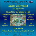 Coney Island Hosptial - Flyer