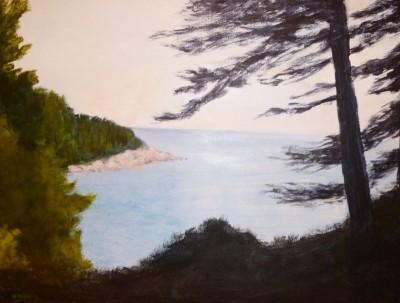 Alwais, Herb; Cabot Trail Nova Scotia; 29.25 x 23.25