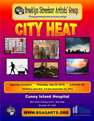 Flyer-City Heat color